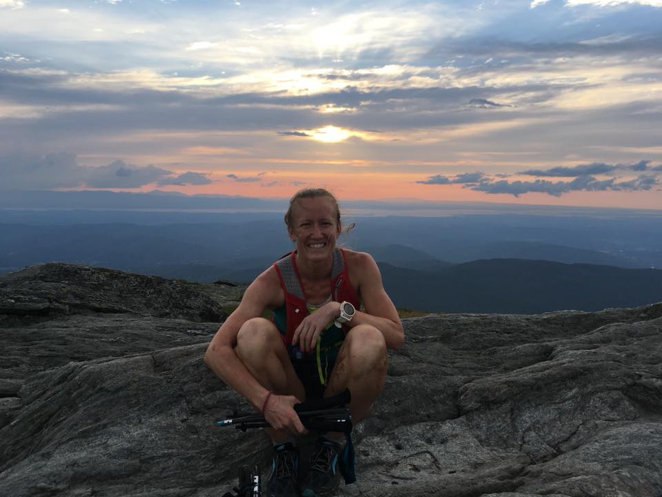A new women's FKT on the Vermont Long Trail: My Trip Report