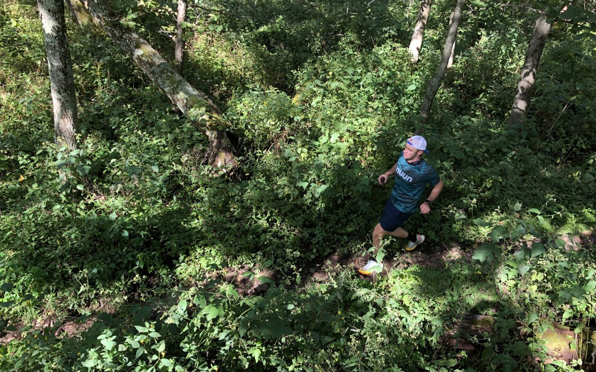 An FKT Story: The Appalachian Trail Through Shenandoah National Park